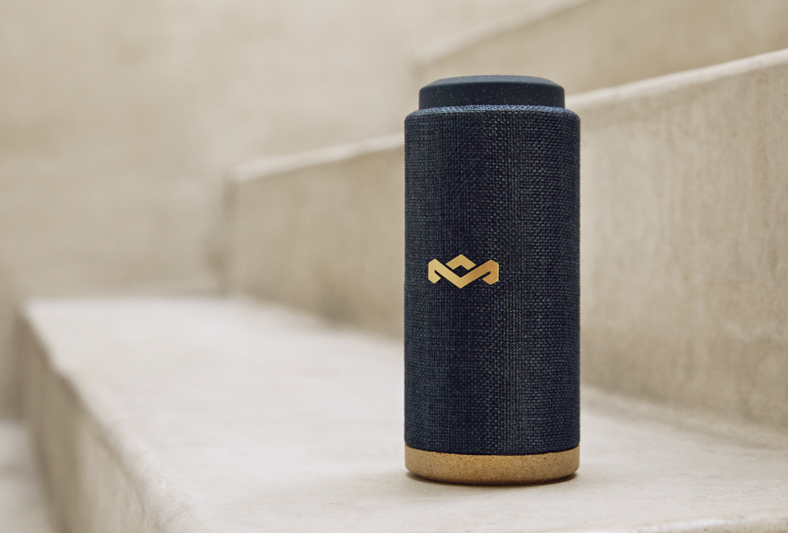 Details about House of Marley No Bounds Sport Bluetooth Wireless Waterproof  Speaker Blue