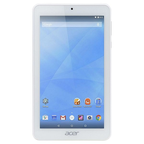 Acer Returns to The Fray with The Tablets Android with The Iconia B