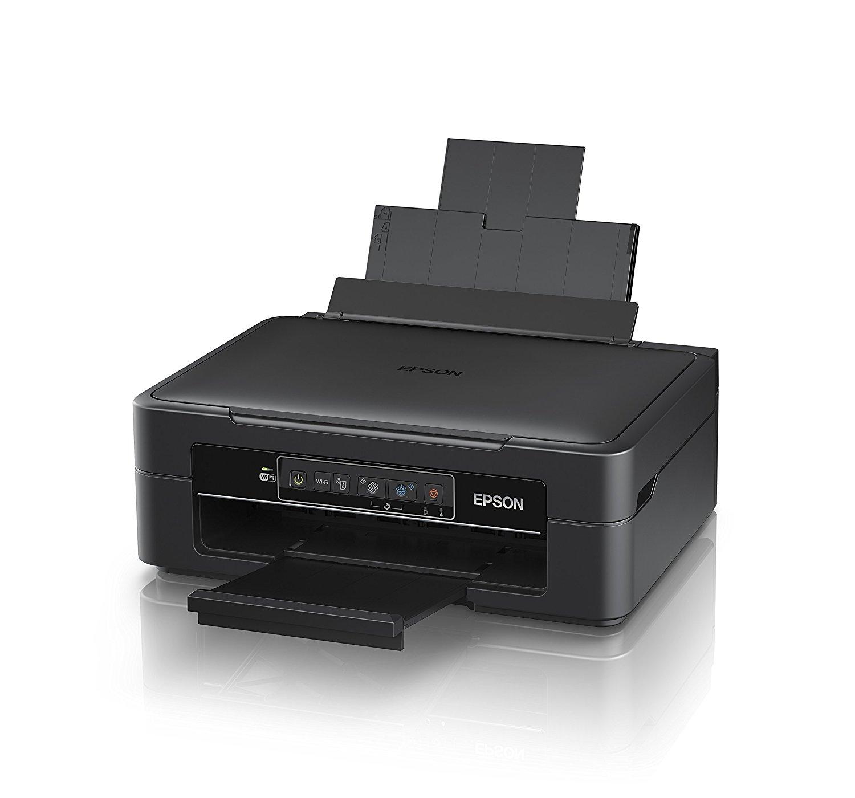 neu epson xp 245 all in one drucker scanner kopierer mit integriertem wifi ebay. Black Bedroom Furniture Sets. Home Design Ideas
