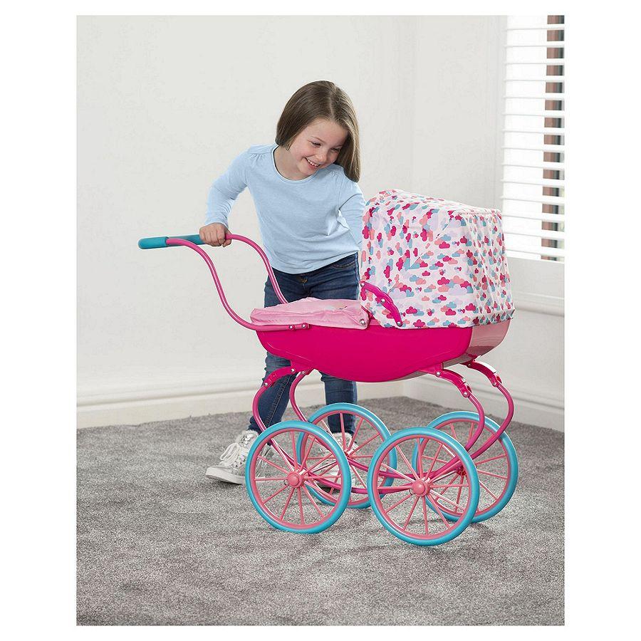 Nuevo baby born estilo vintage transporte silla de paseo - Silla paseo munecas ...