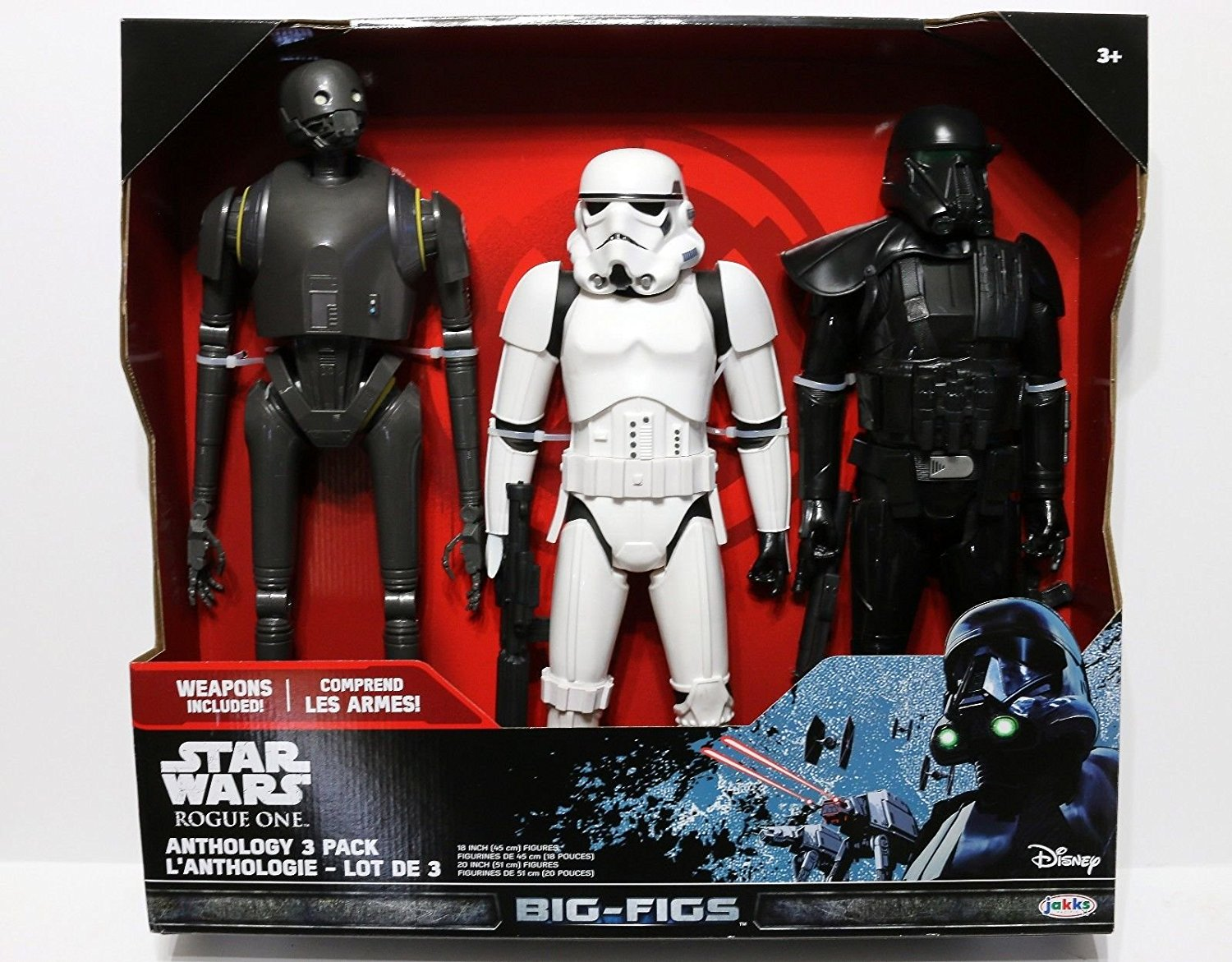 Star wars coquin un anthologie figurine 3 lot un for Pack coquin