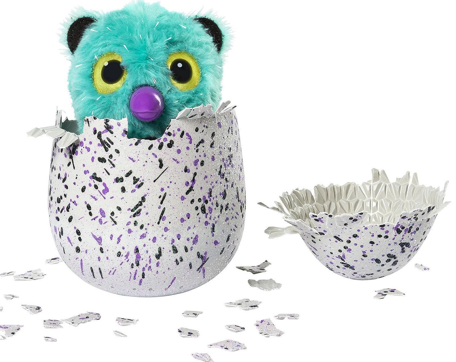 New Hatchimals Glittering Garden Bearakeet Ebay