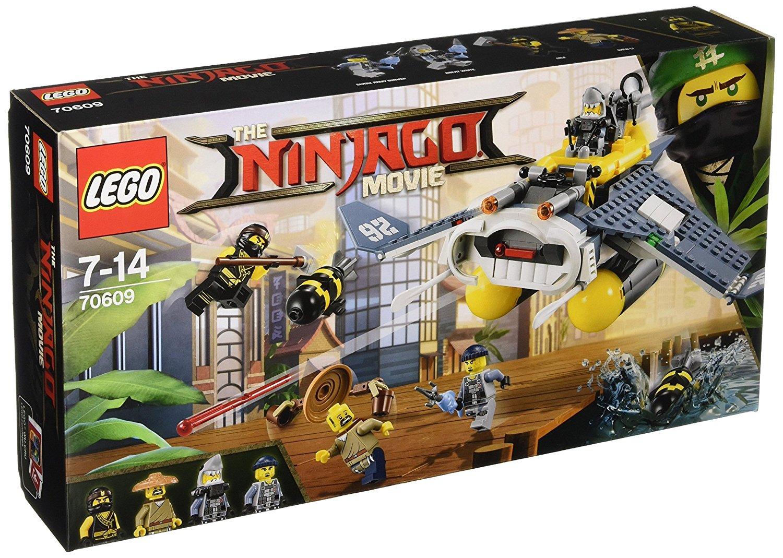 How Long To Build Lego Ninjago City
