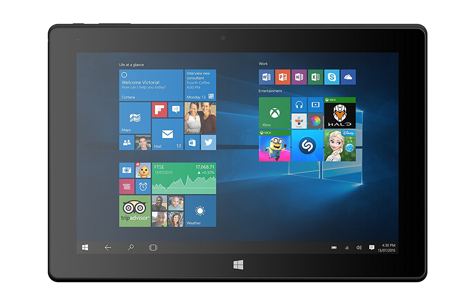 linx 10v32 10 1 tablette avec clavier intel atom x5 2 go ram 32gb hdd windows ebay. Black Bedroom Furniture Sets. Home Design Ideas