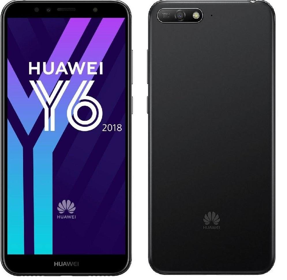 Details about Huawei Y6 ATU-L11 4G Smartphone 16GB 2GB RAM Unlocked Sim  Free - *Black* B