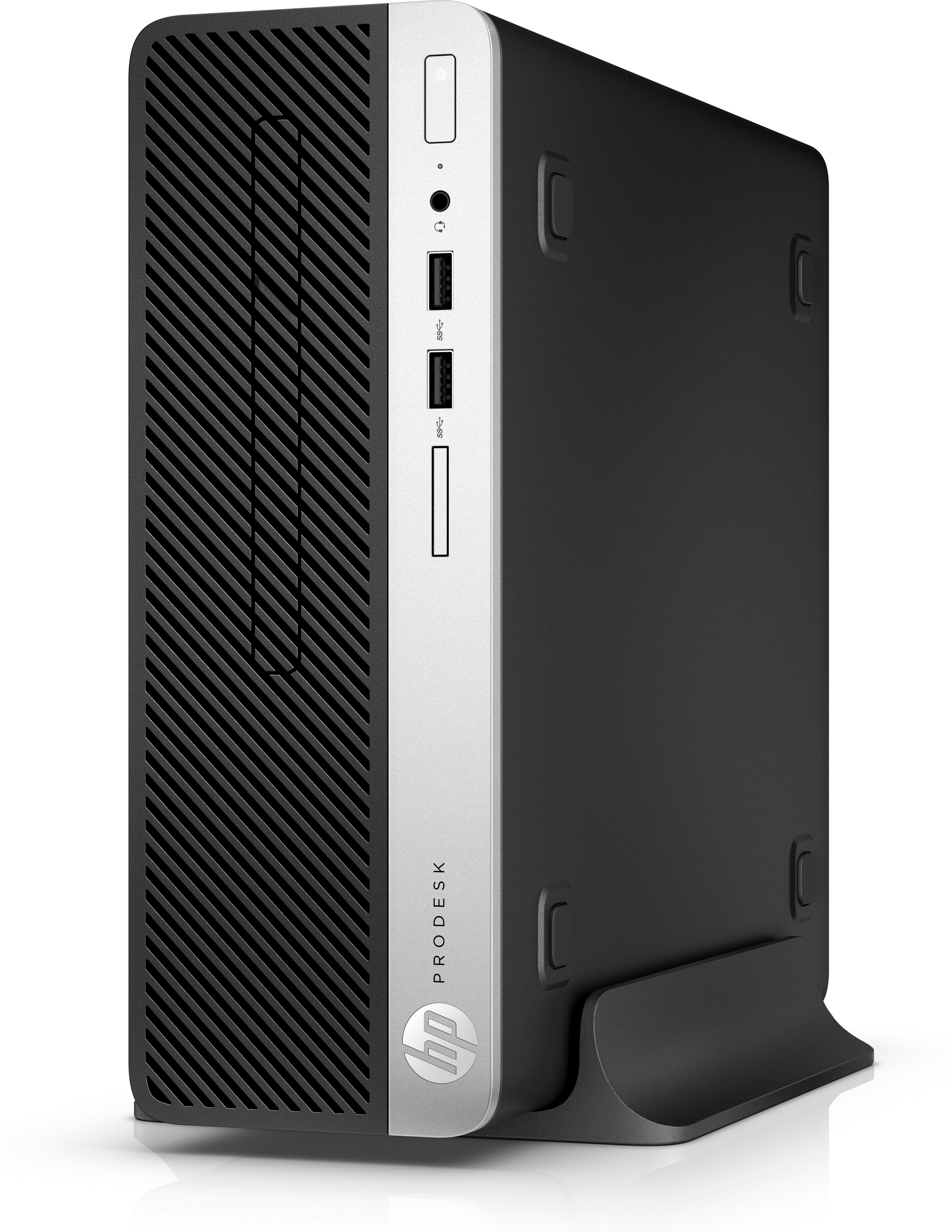 Hp Prodesk 400 G4 Sff Desktop Pc Intel Core I5 7500 8gb