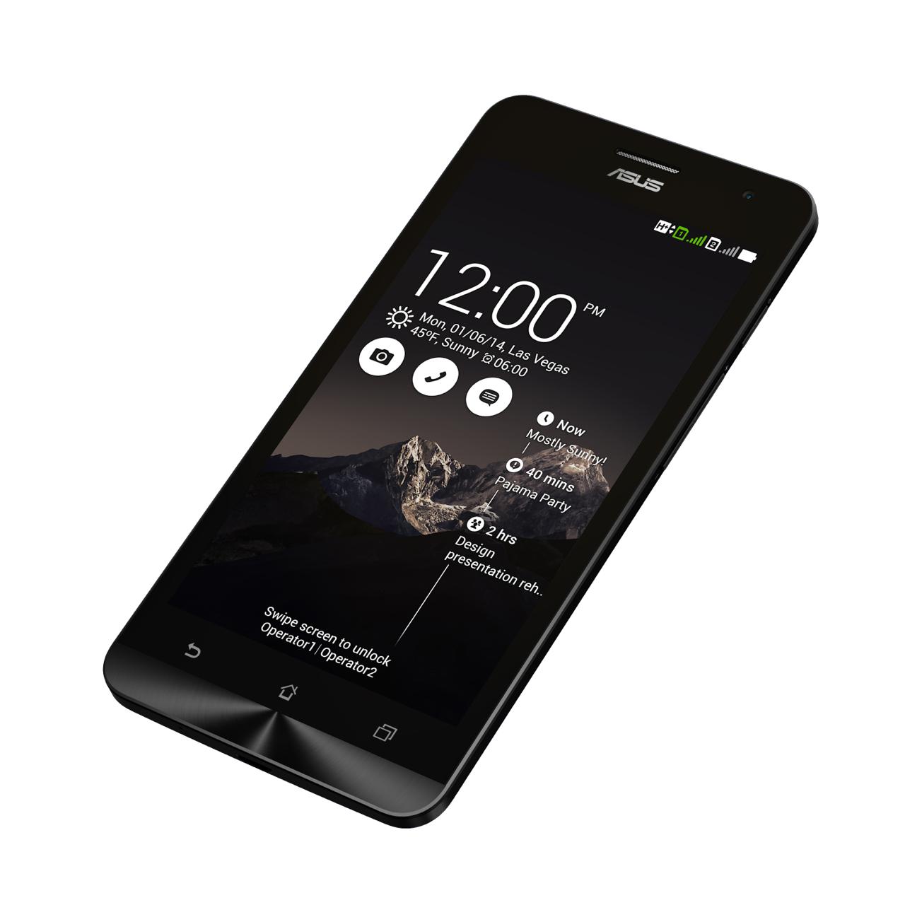 ASUS ZenFone 5 Unlocked smartphone 5-inch Display Intel ...