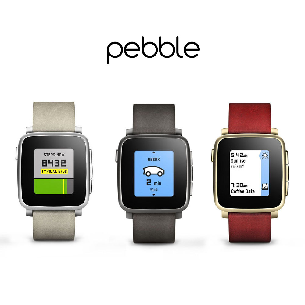 pebble e paper One of the most successful kickstarter campaigns of all time, the pebble e-paper watch for iphones and androids have stormed through large-scale production and sale.