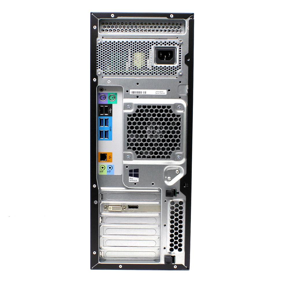 HP Z440 Workstation Intel Xeon E5-1620V4 Quad Core, 16GB ...
