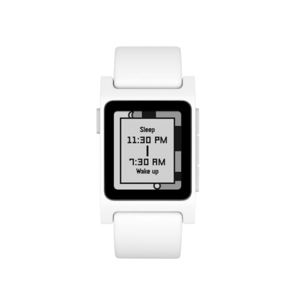 Pebble 2 Smartwatch with Optical Heart Rate Monitor ...