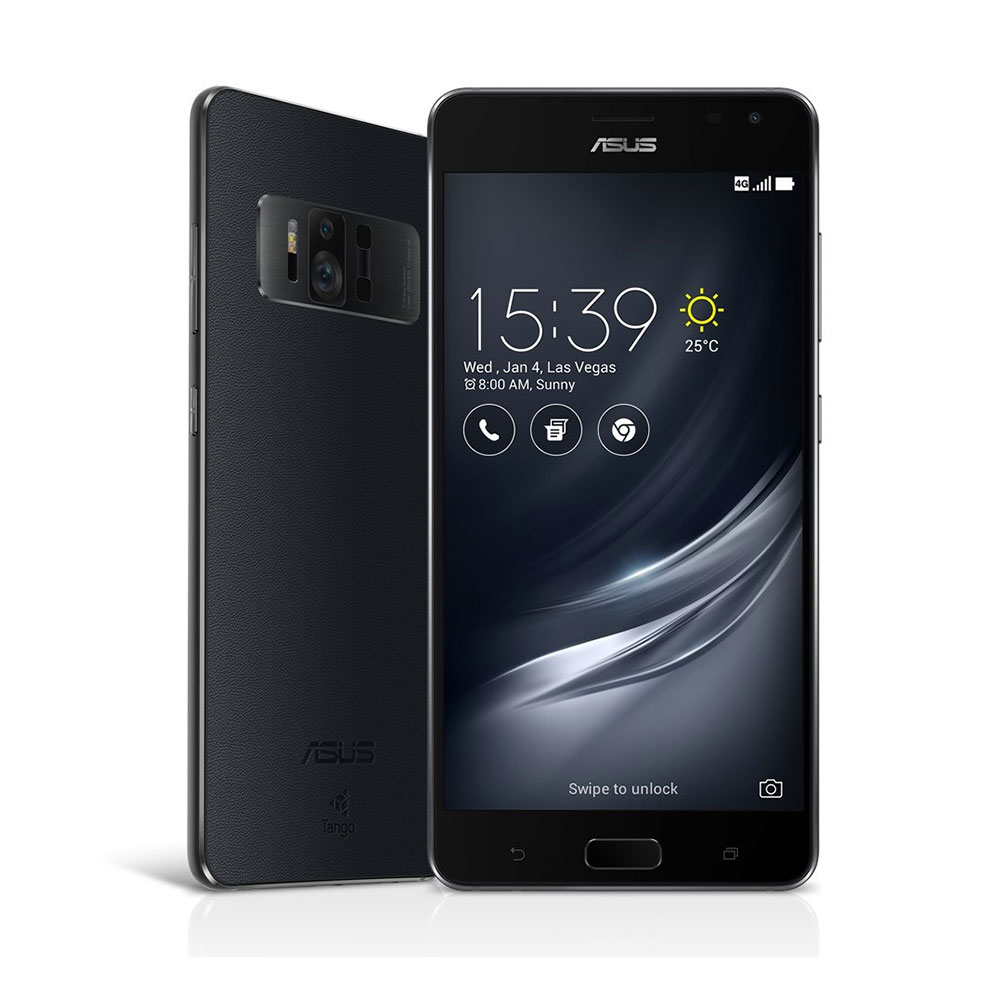 asus zenfone ar zs571kl 5 7 inch unlocked smartphone 6gb ram 128gb black ebay. Black Bedroom Furniture Sets. Home Design Ideas