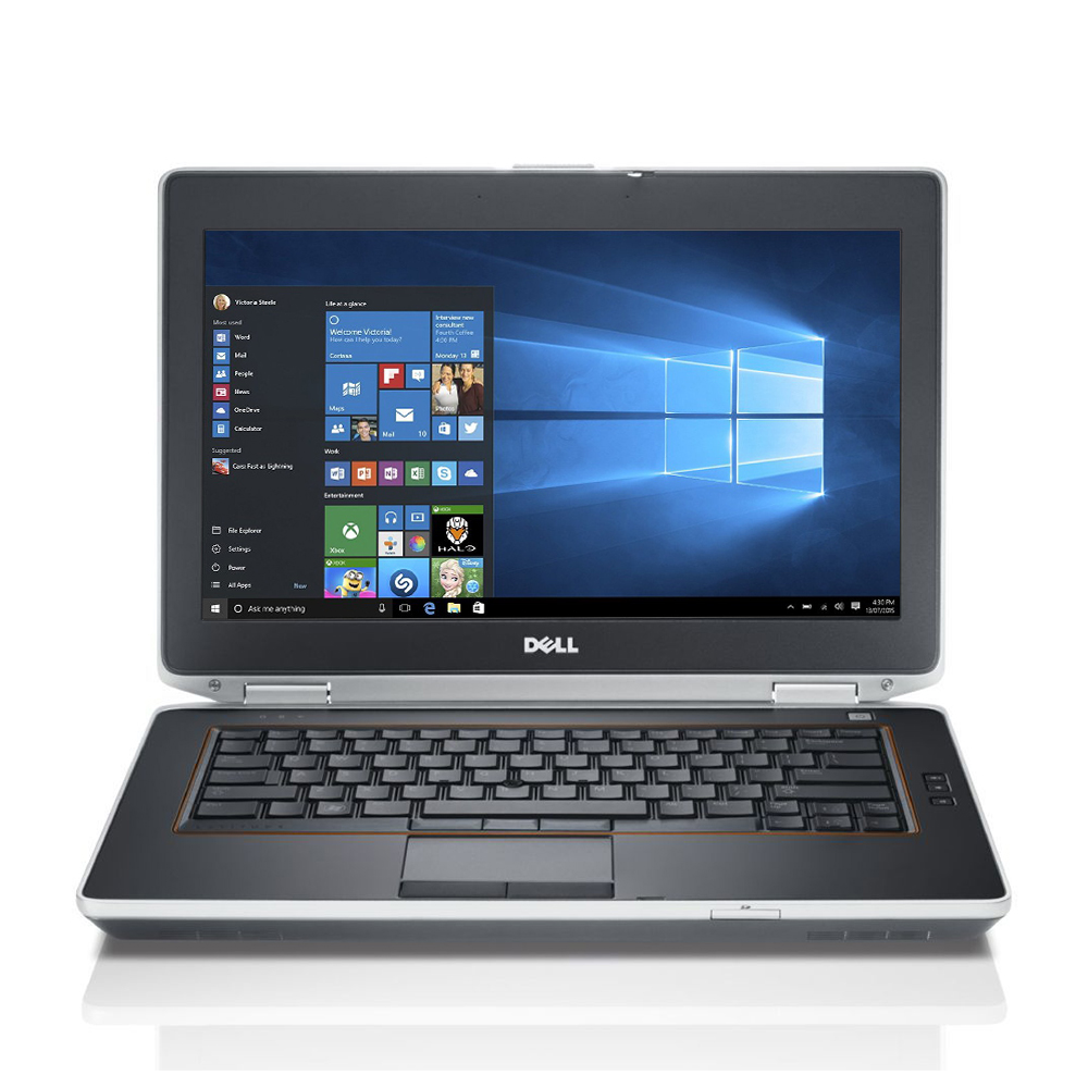 dell latitude e6420 14 pc portable business intel core i7 2640m 8gb ram 320gb ebay. Black Bedroom Furniture Sets. Home Design Ideas
