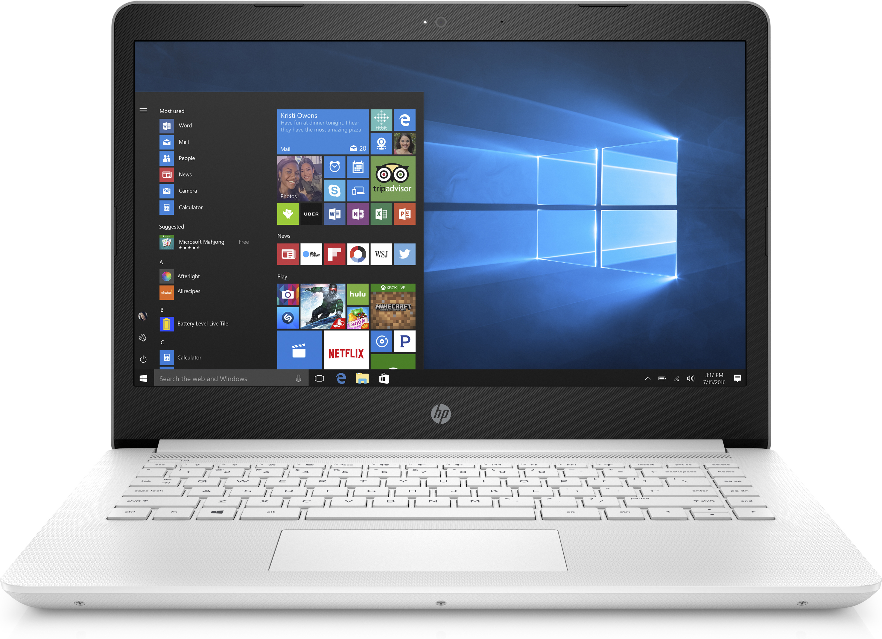 Hp 14 bp060sa 14 inch windows 10 laptop intel core i3 for 14 inch window