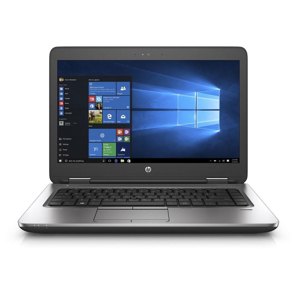 hp probook 640 g2 14 business laptop intel core i5 6300u 8gb ram 256gb ssd ebay. Black Bedroom Furniture Sets. Home Design Ideas