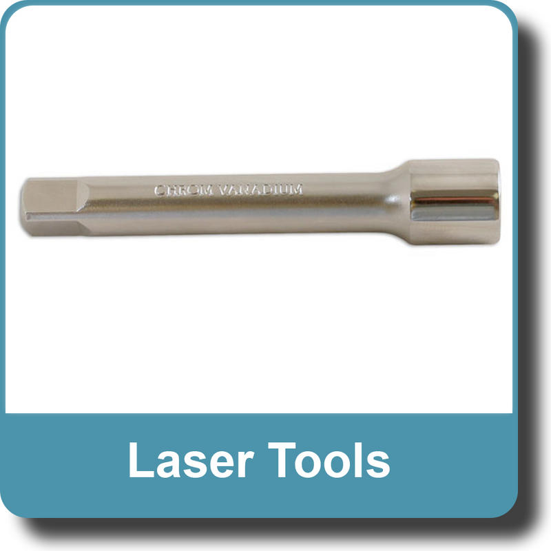 NEW Genuine LASER Extension Bar - 5'' 1/2''D 0092