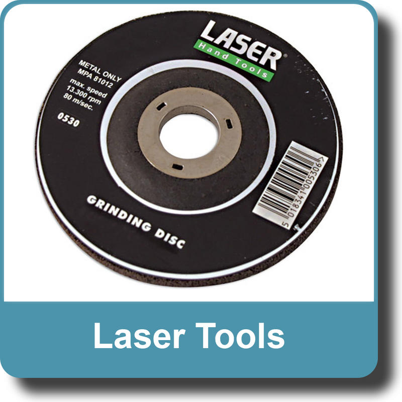 NEW Genuine LASER 0528 Grinding Disc 1-4''/100mm dia.
