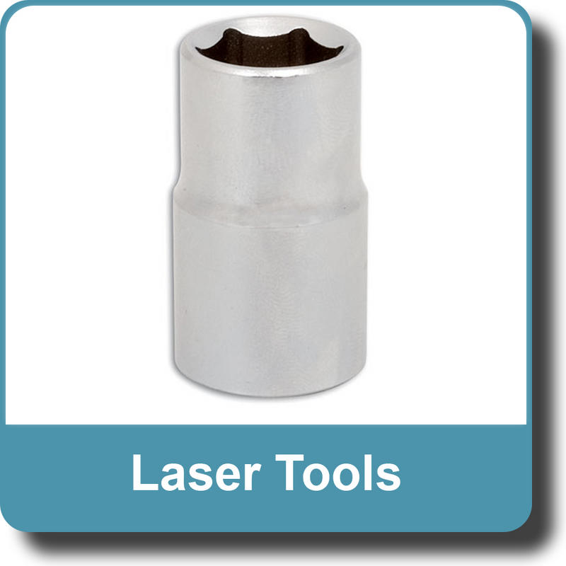 NEW Genuine LASER 0812 Socket 1/2''D 16mm