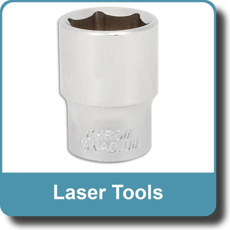 NEW Genuine LASER 0818 Socket 1/2''D 22mm