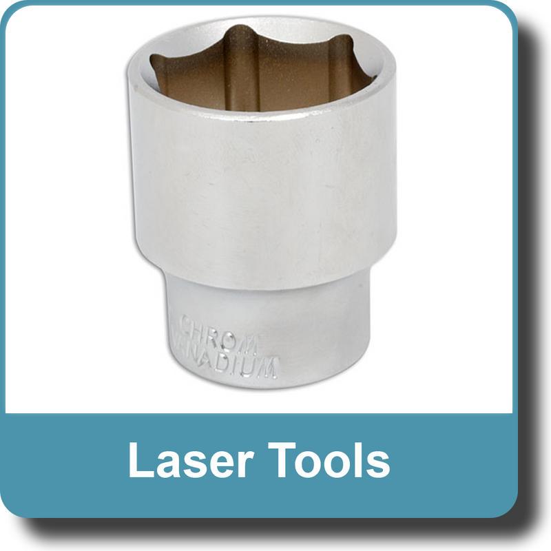 NEW Genuine LASER 0821 Socket 1/2''D 27mm