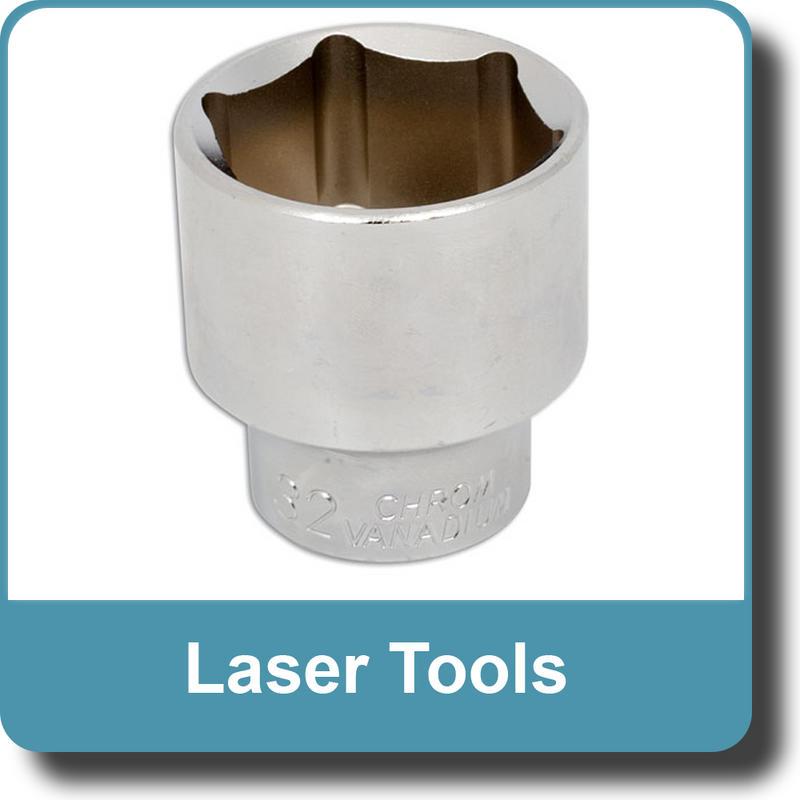 NEW Genuine LASER 0823 Socket 1/2''D 32mm