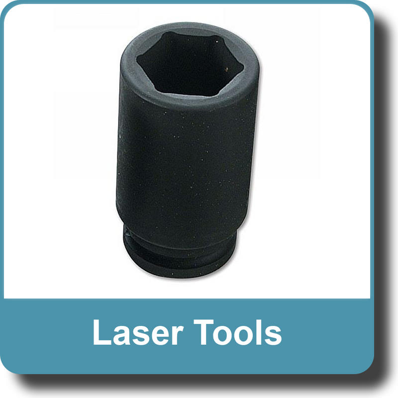 "NEW Genuine LASER - Deep Socket - Air Impact 1/2""D 15mm 2026"