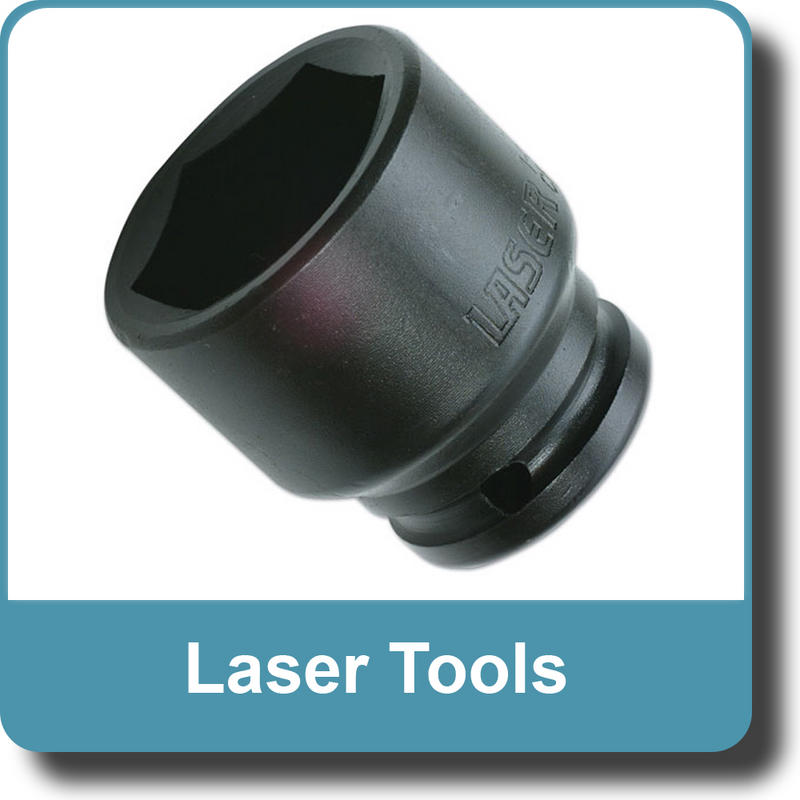 "NEW Genuine LASER Socket Air Impact 1/2""D 1 5/16""  0925"