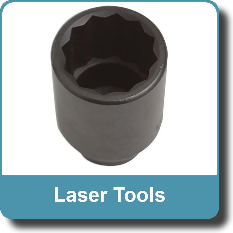 NEW Genuine LASER 0954 Deep Socket - Air Impact 36mm