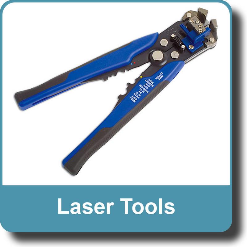 NEW Genuine LASER 1336 Wire Stripper - Automatic