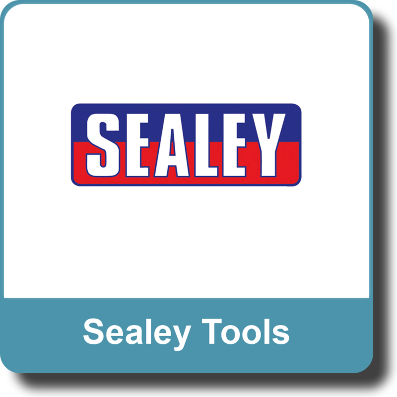 "Sealey Siegen  Socket Set 38pc 3/8""Sq Drive 6pt WallDrive® Metric S0691"