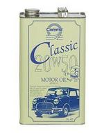 Comma CLA20505L 5L 20W/50 Classic Motor Oil - Yellow
