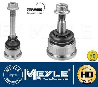 BMW 3 E46 Z4 E85 MEYLE HD Ball Joint Set Replacement (For Meyle HD Wishbones) Preview
