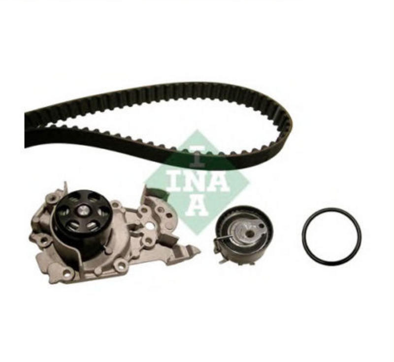 INA 530019530 Water Pump & Timing Belt Set