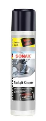 Sonax 343300 Cockpit Spray Lemon 400ml