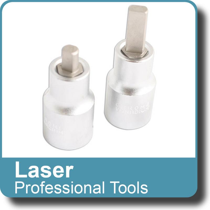 NEW Genuine LASER Strut Nut Tool 2pc 3396