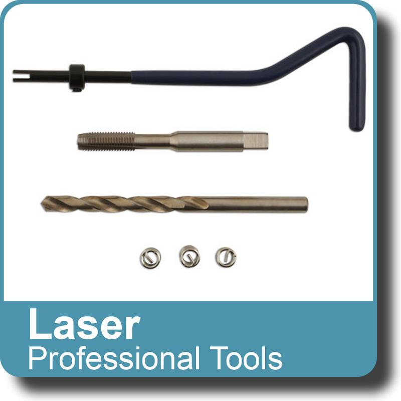 NEW Genuine LASER - Thread Repair Kit M6x1.0 6008