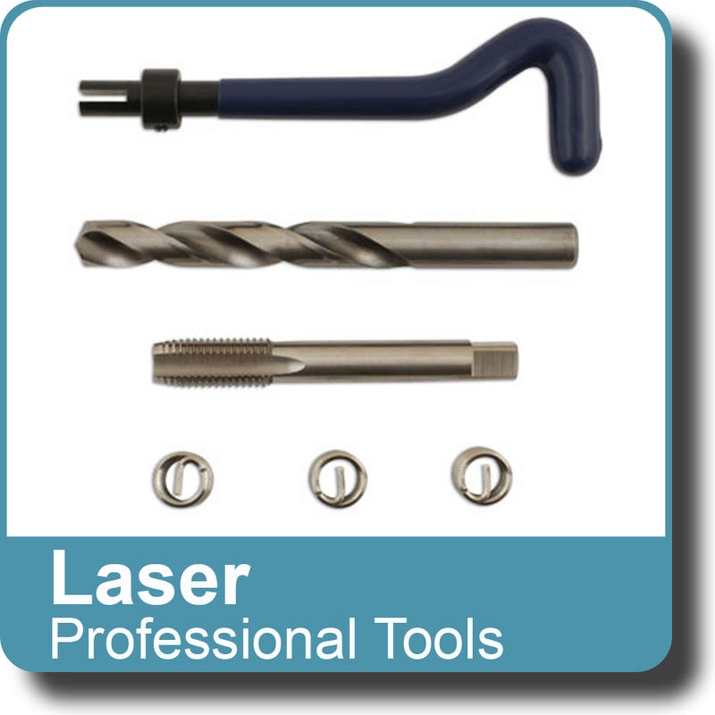 NEW Genuine LASER - Thread Repair Kit M12x1.75 6011