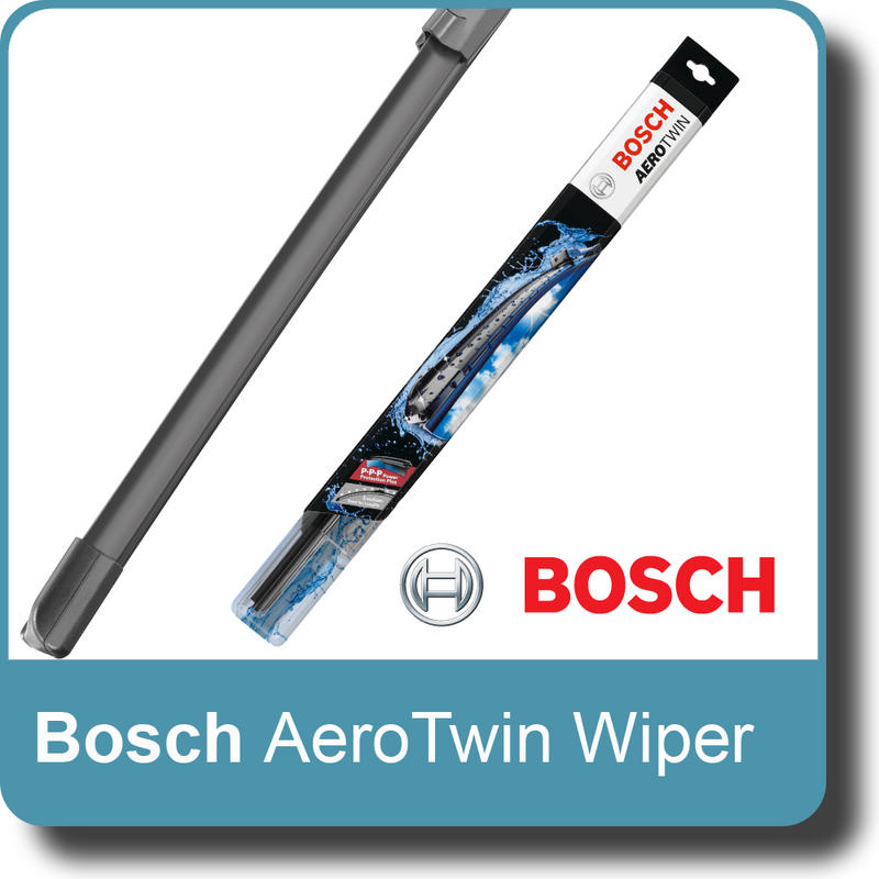 NEW Genuine BOSCH Aerotwin Plus Front Screen Wiper Blade 450mm AP18U