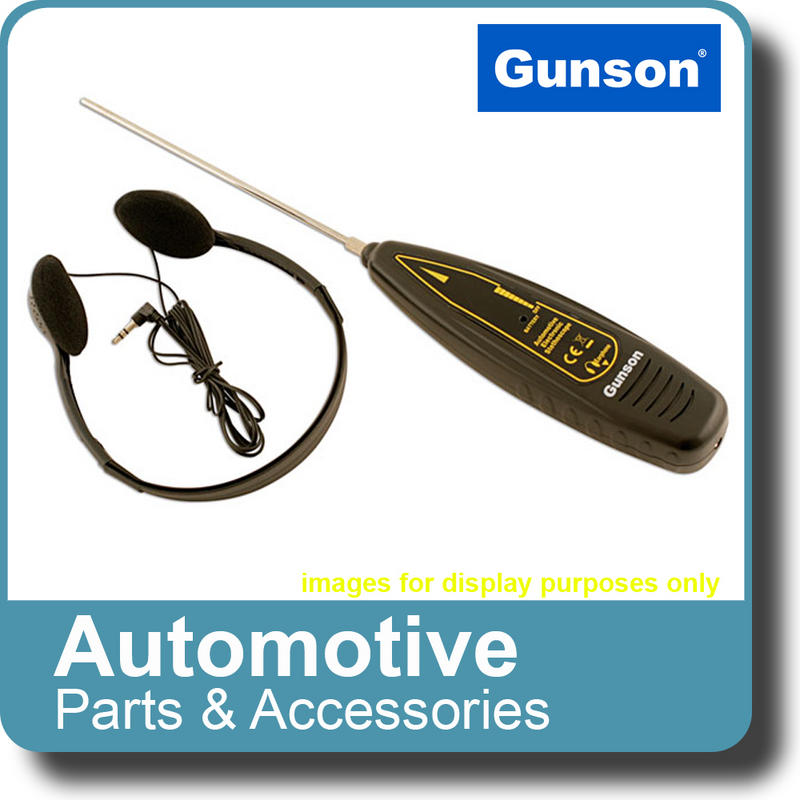 Gunson Professional Tools - Automotive Electronic Stethoscope  (77109)