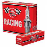 NGK New GENUINE Racing Spark Plug - R7435-8 - Stock No: 4895 x 2