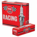 NGK New GENUINE Racing Spark Plug - R7440B-10T - Stock No: 5009 x 2