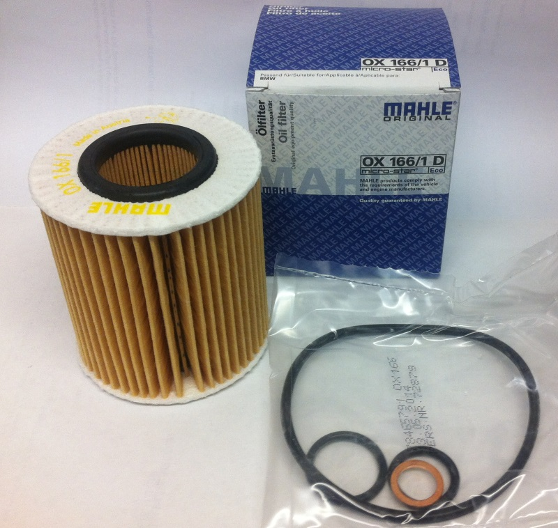 Oil Filter BMW E46 316i, 318i N42, N46 Engines (not M43