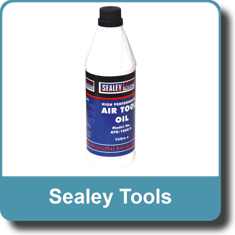 Sealey Air Tool Oil 1ltr LITRE OF  High Quality Lubricating Oil lubricates tools