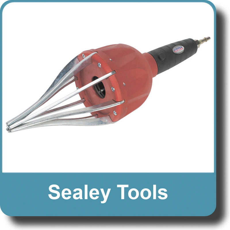 Sealey Tools BSL103 C V JOINT BOOT SLIDER REMOVAL AIR TOOL NEW