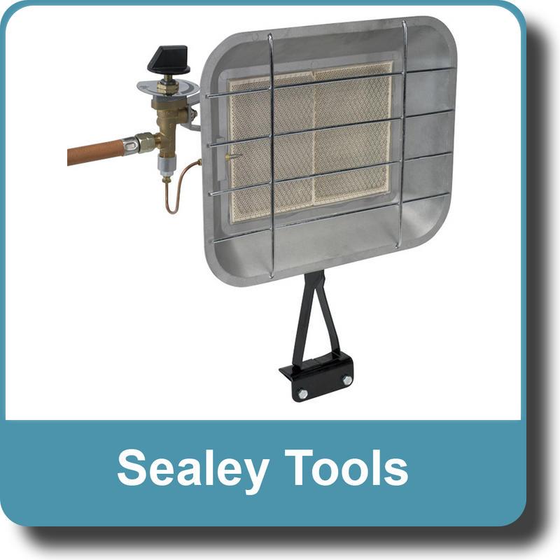 Sealey Space Warmer® Propane Heater 9,200-17,000Btu/hr LP13