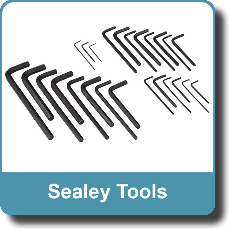 Sealey Siegen  Hex Key Set 25pc S0465