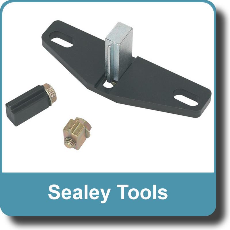Sealey Diesel/Petrol Engine Flywheel Locking Tool Set - Ford - Belt/Chain Drive