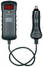 RING Automotive 12v 24v Battery Tester/ Voltmeter  Autotmotive 12v Plug LED RBA3