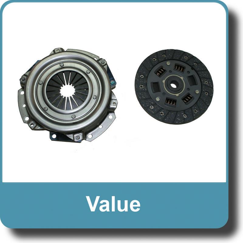 Valeo 821341 Clutch Kit Psa Saxo- Xsara- 206- 306 1.6