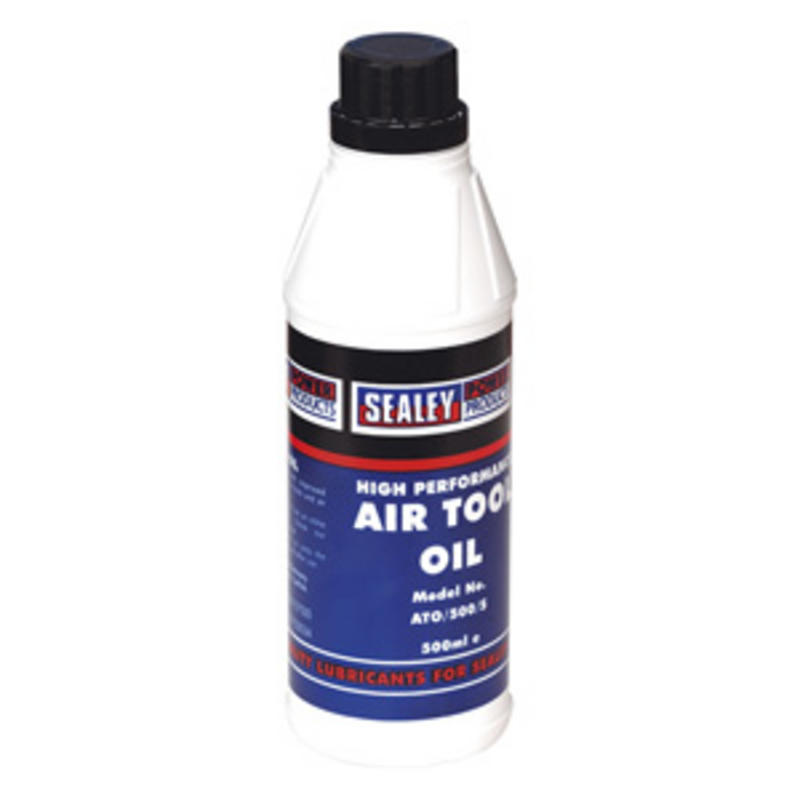 Sealey Air Tool Oil 500ml ATO500S