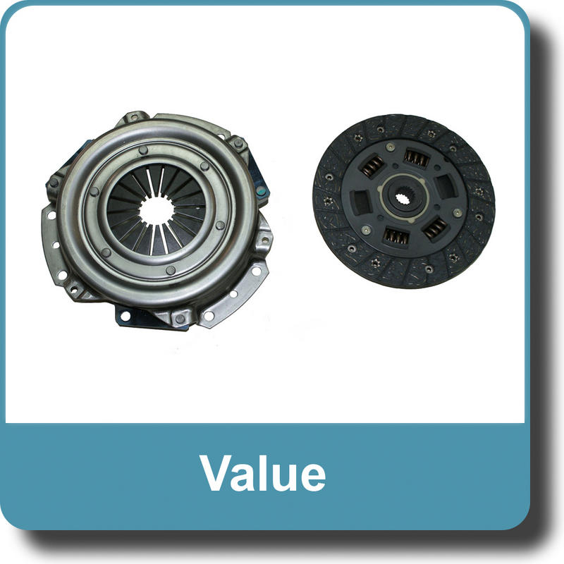 Valeo 801086 Clutch Kit Fiat 127- Panda- Uno- Cinquec